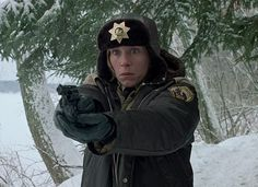 Fargo (1996): brilliant Coen brothers darkly comic movie. Superb performances from all the cast. Hilariously dark!