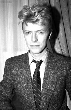 The side-effects of Bowie : Foto