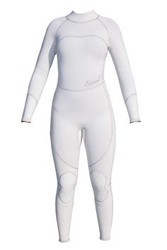 Exceed Empress White Womens Long Wetsuit