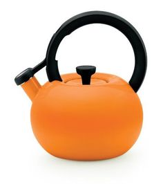 Best Kitchen Faucet   Circulon 2Quart Circles Teakettle Mandarin Orange * Be sure to check out this awesome product.(It is Amazon affiliate link) #lifestylestore