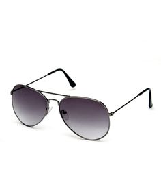 Fair-x Stylish Brown Gradient Aviator Sunglasses For Men & Women Rs.216 Rs.799  At Snap Deal  Description: BRAND : Fair-X MODEL NUMBER : FX-AV-007 FRAME STYLE/SHAPE : Aviator FRAME MATERIAL : Steel FRAME COLOR : Copper TEMPLE MATERIAL : Steel TEMPLE COLOR : Copper LENS MATERIAL : Polycarbonate LENS COLOR : Brown RECOMMENDED FOR : Men,Women MIRRORED : No GRADIENT : Yes POLARIZED : No UV PROTECTION : Yes Size : Medium(58-14-135) Disclaimer: Product colour may slightly vary due to photographic…