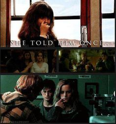 """""""You've got dirt on your nose by the way, did you know?"""" Hermione talking to Ron the first time they met on the Hogwarts Express. La Saga Harry Potter, Images Harry Potter, Harry Potter Jokes, Harry Potter Universal, Harry Potter Fandom, Hogwarts, Slytherin, Fandoms, No Muggles"""