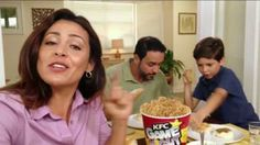 Sigue disfrutando de tu comida favorita con KFC Game Night.- iSpot.tv