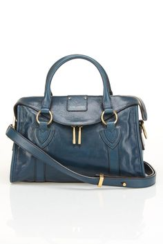 Marc Jacobs Small Fulton Shoulder Bag In Teal - Beyond the Rack