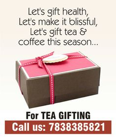 Beveragewala tea gifting....call us or login  www.beveragewala.com