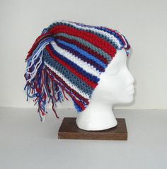 Crazy Hat for the Super Sports Fan of Patriotic Holiday