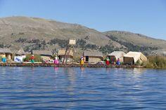 Pérou, lac Titicaca, Islas de los Uros