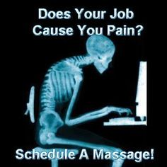 Does your job cause you pain?