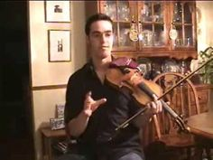 """▶ Gypsy Jazz Violin lesson (""""Minor Swing"""", lesson 1) - Jason Anick - this guy is awesome. has lots of cool videos"""