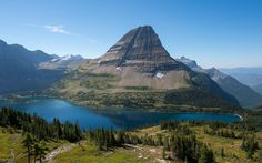Hidden Lake at Glacier National Park in Montana.... a personal favorite of the US National Parks -----a must to see!