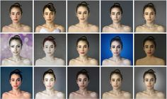 What Beauty Looks Like, From Argentina to Vietnam - The results offer a revealing, if not at all scientific, insight into various countries' and cultures' assumptions of beauty.