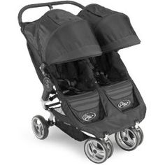 Baby Jogger 2011 City Mini Double Stroller, Black/Black I got this and LOVE it!