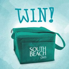 Enter To Win A South Beach Diet Lunch Bag