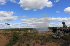 Guided Missile by The U.S. Army, via Flickr. #USArmy