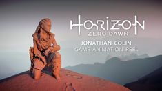 Here are some of the gameplay animations I made for the Ps4 game Horizon Zero Dawn.  They are mostly based on mocap, with a generous amount of key-editing.  I was also responsible for implementing most of these assets in the animation diagram.    Horizon Zero Dawn is a 3rd person Action-RPG.  The main protagonist is Aloy, an agile huntress whose tribe survives in a post-apocalyptic world dominated by a robotic wildlife.     I would like to also give credit to the people at Guerrilla in the…