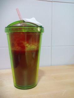 Batido granate para #Mycook http://www.mycook.es/receta/batido-granate/
