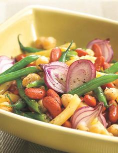 Dilled Vegetable Salad -  Combine all ingredients and store in an airtight container.