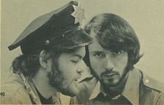 Micky Dolenz, Mike Nesmith (The Monkees)