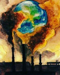 Save Environment Poster Drawing, Save Environment Posters, Environment Painting, Save Earth Drawing, Save Earth Posters, Global Warming Poster, Earth Drawings, Drawing Competition, Environmental Art