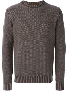 TOD'S Textured Knit Jumper. #tods #cloth #jumper