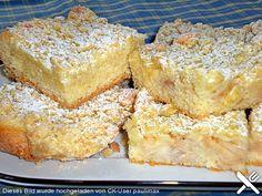 250er Thüringer Streuselkuchen Saftiger einfacher Blechkuchen - idiotensicher