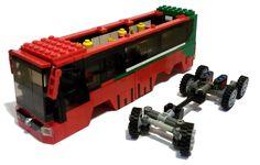 Minifig Scale Coach 2 | von Tavernellos