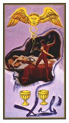 The Deck Salvador Dali Tarot