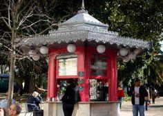 Quiosque - Jardim do Princepe Real