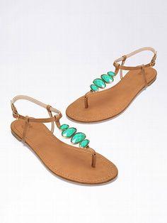 VS Collection Embellished Thong Sandal #VictoriasSecret http://www.victoriassecret.com/sale/shoes/embellished-thong-sandal-vs-collection?ProductID=114497=OLS?cm_mmc=pinterest-_-product-_-x-_-x