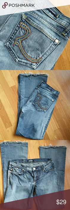Rock & Republic Jeans Roth, 28/29 Rock & Republic Jeans Boot Cut