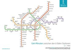 Restaurant Bar, U Bahn Station, Metro Map, Vienna, Good To Know, Planer, How To Memorize Things, How To Plan, Air Bnb
