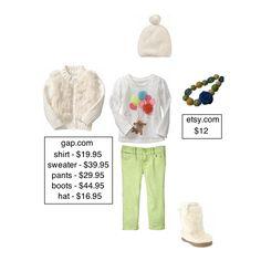 Taylor Joelle Designs: Children's Style Guide - Girls Winter Look