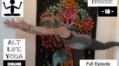 """Alt Life Yoga Online Episode 18 - """"No Wrists, No Worries"""" Free 30 minute yoga flow, vinyasa style but OFF OF THE WRISTS! Strong, flowing movement but no chaturanga -- we're playing it """"no worries"""" this week as inspired by our musical artist Ancient Elephant and their reggae rock style, so we're taking away the worry of wrist pain.  Subscribe, comment, share, enjoy - cheers, yo!"""