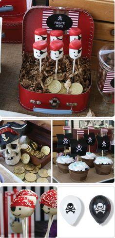 Festa Infantil – Pirata