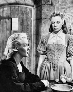 """Lana Turner & June Allyson in """"The Three Musketeers"""", George Sidney, dir. June Allyson, Film Story, The Three Musketeers, Lana Turner, Grace Kelly, Classic Movies, Old Hollywood, Movie Stars, Glamour"""