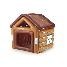Inflatable Fort/Forest Cabin