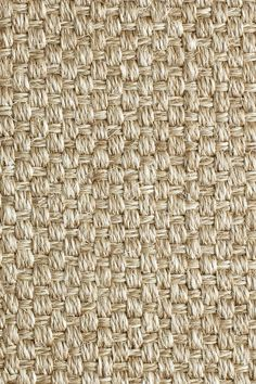 Luxe sisal rug in Silver Topaz colorway, by Merida.