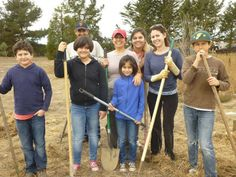 18 Nov. 2013 - Welcome Martha, Jose, and  their children to Peace Temple Community Garden. This family now has 2 plots as of 16 March, 2014.