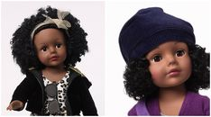 4 Places to Find Black Dolls with Natural Hair
