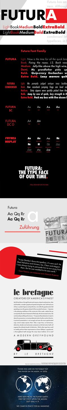 The Influential Font Lover's Library Just $29 #futura #font #typography