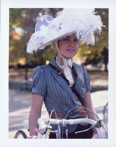 © 2010 Matt Dunn City Paper, Tweed Ride, Bicycling, Polaroids, Washington, Wheels, Photos, Fashion, Cycling