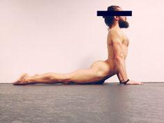 yoga nudes
