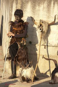 https://flic.kr/p/8bLGYT | Samugheo -Mamutzone -  Sardinia: carnival. | Samugheo - Mamuthzone. © All rights reserved