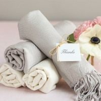 Personalized Pashmina Shawl