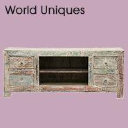 World Uniques tv meubelen