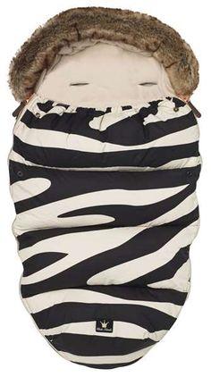 Elodie Details, Åkpåse, Zebra Sunshine