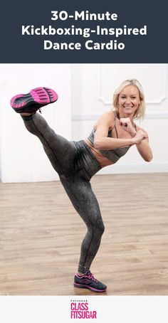 Dance your blues away with the cardio workout video from celeb trainer Simone De La Rue.