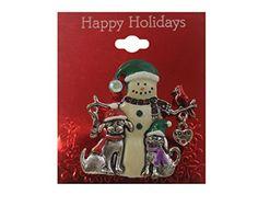 Christmas Snowman Loves Pets Brooch Pin Tower http://www.amazon.com/dp/B00O58IU8C/ref=cm_sw_r_pi_dp_NKsmub1VHN7CQ