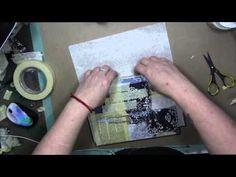 Sweet Trash Journaling With Effy #1 - A Sweet Trash Art Journal - YouTube