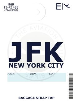 JFK (New York City) via typoria. Click on the image to see more!